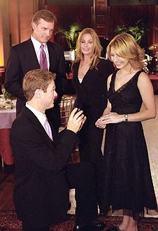 Kevin proposes to Lucy!! <3 7th Heaven!!