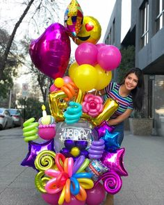 Balloon Decorations Party, Balloon Centerpieces, Paper Decorations, Balloon Gift, Balloon Garland, Balloon Box, Confetti Balloons, Valentines Balloons, Birthday Balloons
