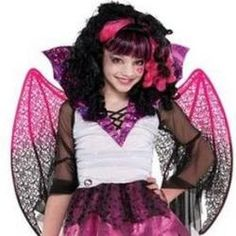 If you are looking for Girls or Adult Draculaura costume for this halloween or for other costume parties, have a look! You will see here the new...
