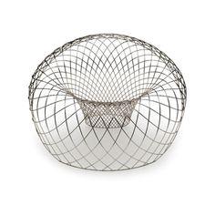 Reverb Wire Chair - Marzorati Ronchetti- Salone del Mobile 2012 - Milan