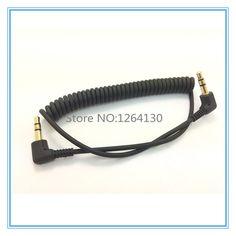 Printemps Câble Audio Stéréo 3.5mm Double coude 90 degrés Mâle Audio Ligne Mp3 Mobile Téléphone pour Voiture Aux Haut-Parleur Audio fil