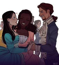 Laurens and Angelica be sweating Hamilton Musical, Hamilton Broadway, Theatre Nerds, Musical Theatre, Theater, Aaron Burr, Hamilton Lin Manuel Miranda, Hamilton Eliza, Hamilton Angelica