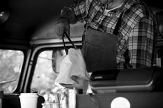 Attridge & Cole, one of Northern Ireland's premier coffee catering companies. The winning equation? A restored French commercial vehicle (a ...