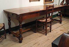 Refrectory Table – Au Vieux Paris Antiques