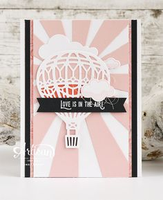 Stampin' Cards and Memories: Lift me Up!