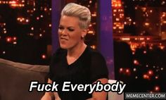 tumblr ml3n0rnhuy1snp0lto1 400 Words of wisdom from PINK on her 35th birthday (17 photos)