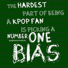 yea, well for me it's more picking a number two, cause KyuHyun is by FAR ma ultimate bias. ^_~