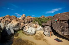 6 hot spots for beating the winter blues, by Climbing Magazine. http://www.climbing.com/route/latitude-adjustment/