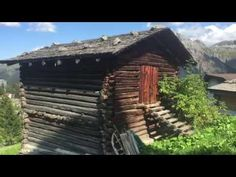 Wonderful Arosa with 2653 m Weisshorngipfel - Public Domain music Public Domain, Switzerland, Cabin, House Styles, Youtube, Travel, Home Decor, Arosa, Viajes