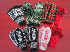 Pinspiration for mittens