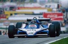 Jacques Laffite's Formula 1 career was long and relatively successful as he scored six Grand Prix wins, all with Ligier team. Dirt Track Racing, F1 Racing, Drag Racing, Le Mans, Motogp, F1 Wallpaper Hd, Olivier Panis, Grand Prix F1, Austrian Grand Prix