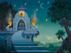 animated fantasy photo: Fantasy Animated 013.gif