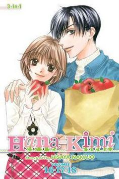 Hana-Kimi (3-In-1 Edition), Vol. 6 : Includes Vols. 16, 17 & 18