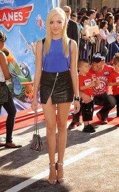All Fashion: Los Mejores look de Peyton List.