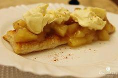 Tortinha de maçã fácil de fazer