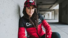 Canada's 2018 Olympic, Paralympic team uniforms revealed | CBC Sports I want that jacket.