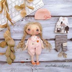 Beautiful dolls by natasha_nechepaeva  at Instagram.