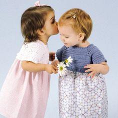 Sweet & Simple Dresses Crochet ePattern