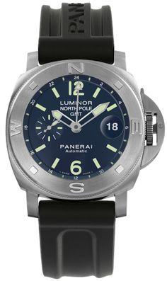 Panerai North Pole GMT PAM 252
