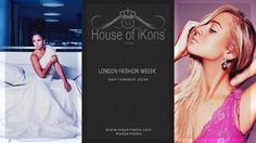Causing a fashion storm in the UK and abroad, the Lady K Production team is soaring even higher this year by launching the new 'House of iKons' brand during London Fashion Week.