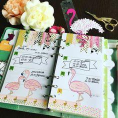 Meine nächste Woche wie findet ihr sie? - - My next week do you like it? - - #plan #planner #plannergirl #plannerlove #plannerjoy #planneraddict #filofax #filofaxing #filofaxlove #washitape #washis #washilove #plannerdecoration #plannerstuff #plannercommunity #diy #iloveplanning #flamingo #flamingocoverstory #flamingolove by filoniusia