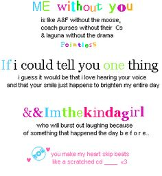 Cute Quotes | Ma Pictures