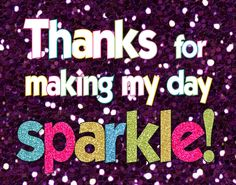 #Thank the one who made a special effort to sparkle up your #birthday with this beautiful #ecard. #ThankfulThursday