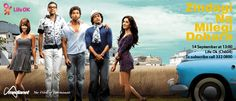Zindagi Na Milegi Dobara - Watch Zindagi Na Milegi Dobara starring Hrithik Roshan, Farhan Akhtar and Abhay Deol with English subtitles.