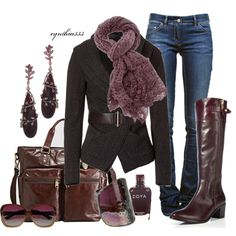 Plum Dream, created by cynthia335 on Polyvore