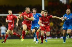 Six Nations stats: Who were the key performers in Wales' victory over Italy?