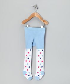 Light Blue Fairy Tights - Infant & Toddler | Daily deals for moms, babies and kids