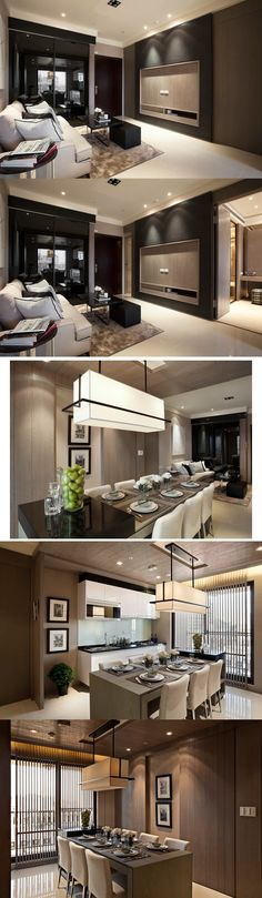 Modern Contemporary Interior Design_Taiwan_by Fantasia_interior