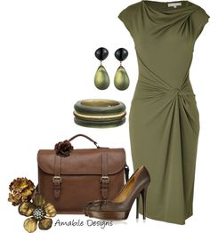 """""""Work Attire from the closet"""" by amabiledesigns on Polyvore"""