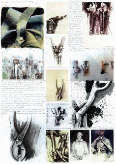 artist analysis of Jim Dine for GCSE Art A Level Art Sketchbook, Sketchbook Layout, Arte Sketchbook, Sketchbook Pages, Sketchbook Inspiration, Sketchbook Ideas, Roy Lichtenstein, Pop Art, Observational Drawing
