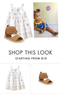 """""""Going to the zoo"""" by zamaya-maya ❤ liked on Polyvore featuring Old Navy"""