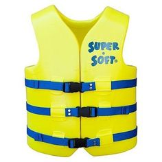 Other Swimwear and Safety 159150: Trc Recreation 1024512 Super Soft Uscg Adult Vest Yellow 2X-Large -> BUY IT NOW ONLY: $95.52 on eBay!