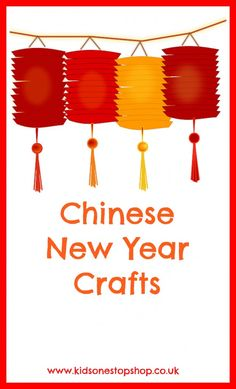 Chinese New Year Crafts