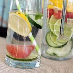 Recipe: Slim Down Detox Water