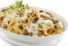 Prepara una deliciosa pasta con nuestras recetas Philadelphia, como la pasta con salsa de hongos y tomillo. ¡Tus platillos de ricos a deliciosos!