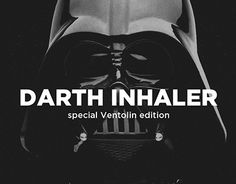 """Check out new work on my @Behance portfolio: """"Darth Inhaler - package branding"""" http://on.be.net/VxCE2Y"""