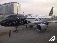 #Alitalia Friuli Venezia Giulia special #Airbus A319