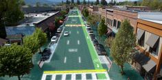 Et si les routes étaient d'immenses panneaux solaires ?