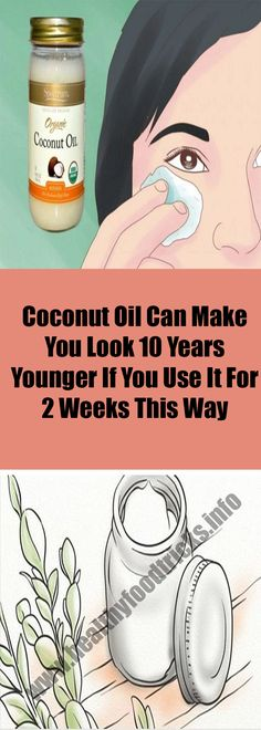 9 Reasons to Use Coconut Oil Daily Coconut Oil Will Set You Free — and Improve Your Health!Coconut Oil Fuels Your Metabolism! Natural Hair Mask, Natural Hair Styles, Natural Makeup, Small Pimples, Coconut Oil Uses, Get Rid Of Blackheads, Younger Looking Skin, Younger Skin, Grow Hair