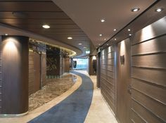 MSC Fantasia - Corridor