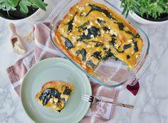 Lasagna+con+farina+di+ceci+(senza+glutine)