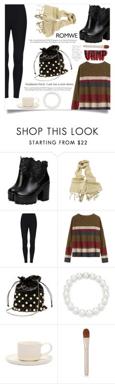 """""""Good Girl, With a Hood Playlist"""" by violet-peach ❤ liked on Polyvore featuring Toast, Radà, Tiffany & Co., Jansen+Co and By Terry"""