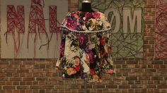 """Episode 3 """"Det store symesterskapet 2014 NRK 1  (The great sewing competition) 70-tals retro Blouse"""