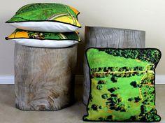Google Map Cushions