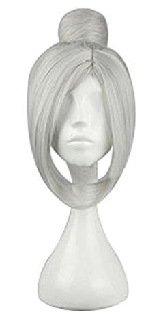 Introducing Mtxc Prison School Cosplay Meiko Shiraki Wig Silvery Grey. Get Your Ladies Products Here and follow us for more updates!