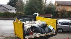 Undertaking waste removing for Vancouver #junk_removal #junk_removal_vancouver #junk_removal_prices